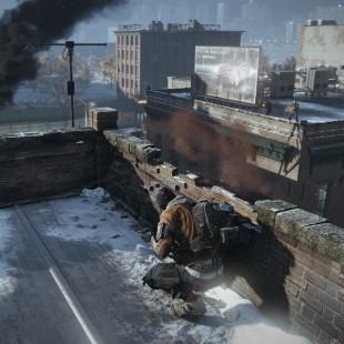 تریلر گیم پلی بازی The Division در E3 2015 در حالت Multiplayer