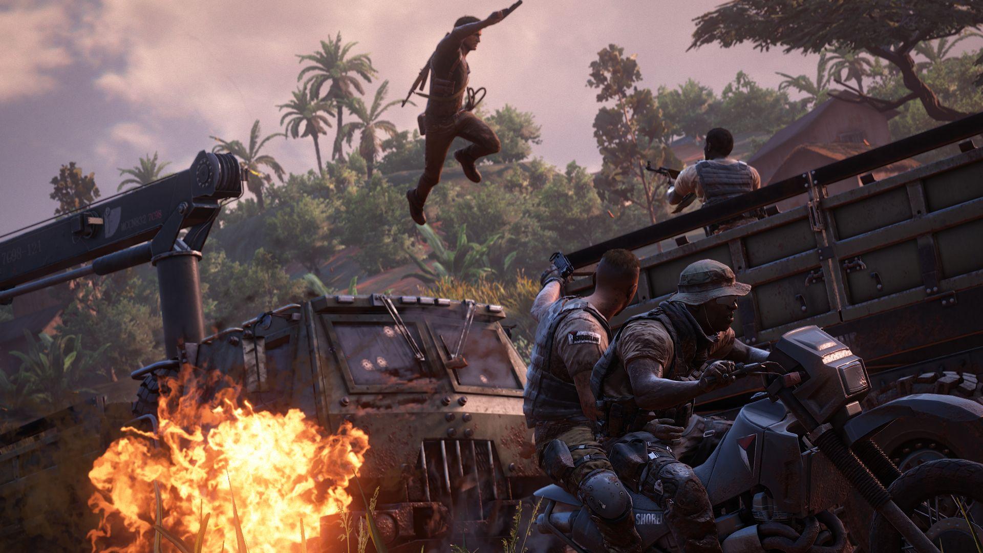 نمایش کامل Uncharted 4 در E3 2015