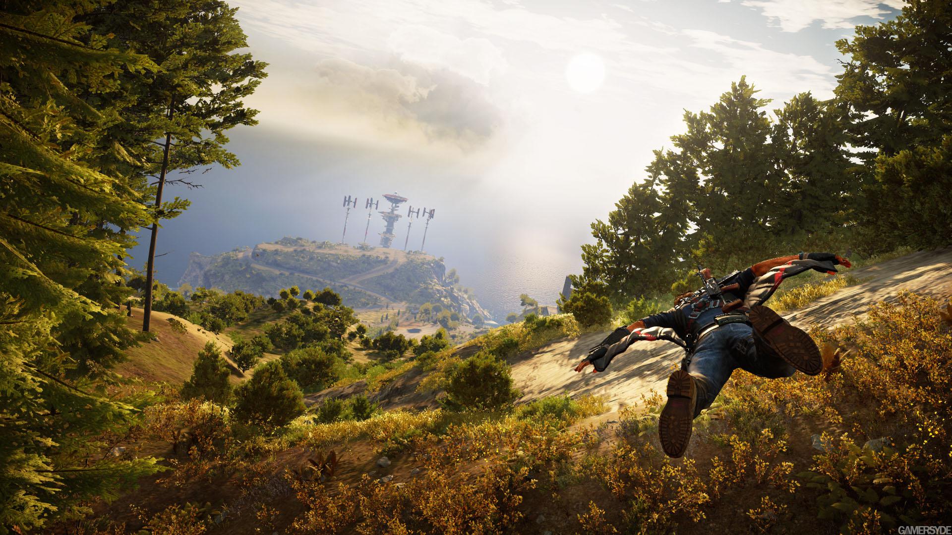 گیمپلی Just Cause 3 در Gamescom 2015