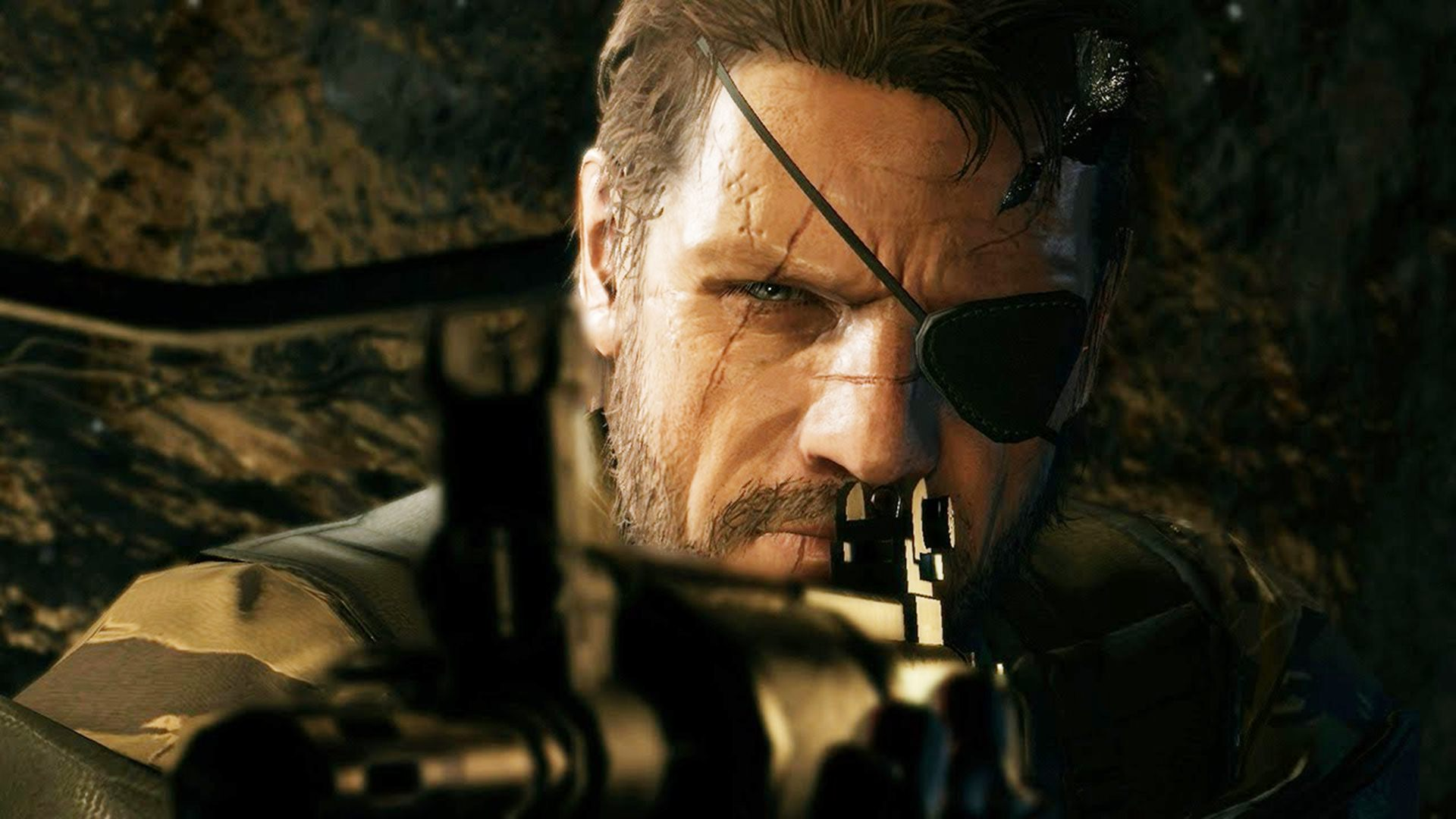 بازی MGSV: The Phantom Pain در Gamescom 2015