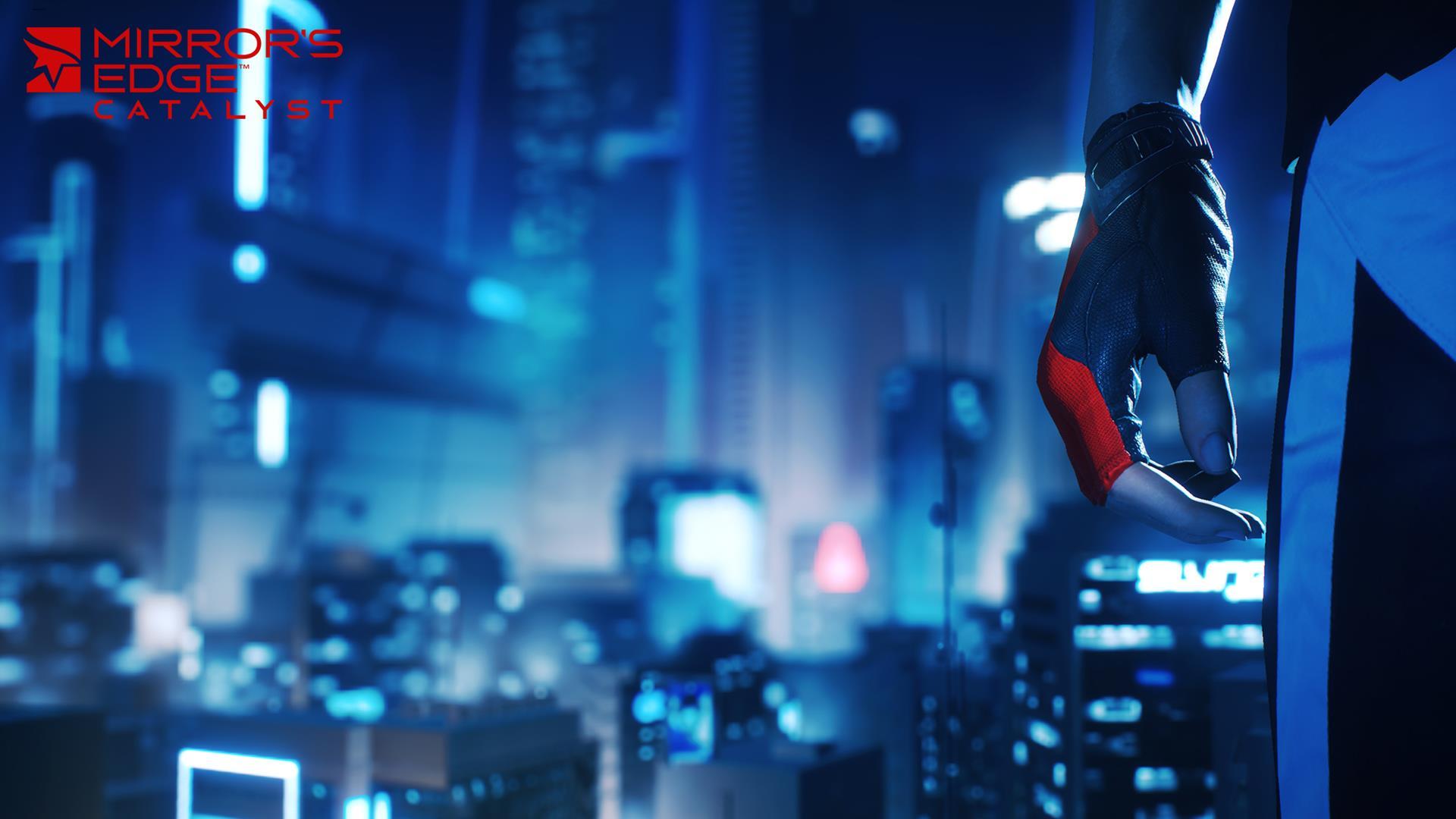 گیمپلی Mirrors Edge Catalyst در Gamescom 2015
