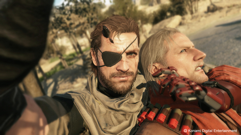 گیم‌پلی Metal Gear Solid V: The Phantom Pain