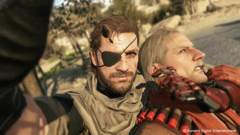 گیمپلی Metal Gear Solid V: The Phantom Pain