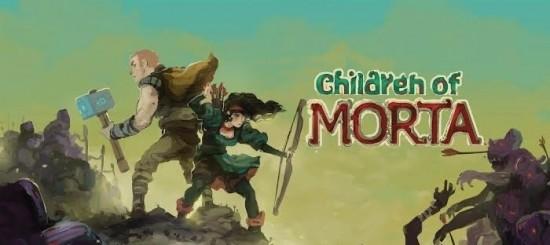 Children of Morta poster 550x245 پادکست تحلیلی چالش قسمت ششم