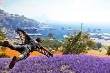 Just Cause 3 – The Wingsuit Experince