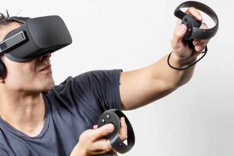 ویدئوی معرفی Oculus Touch