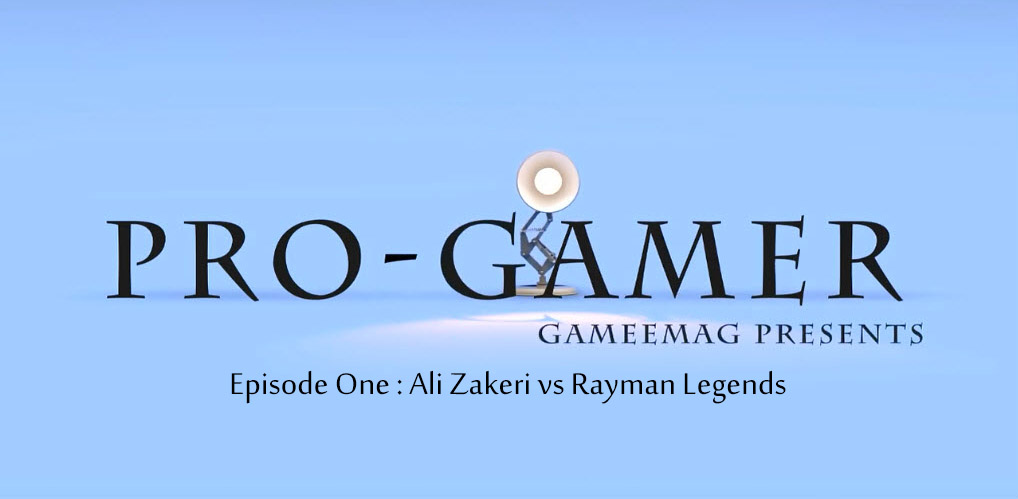 PRO-Gamer: Episode One Ali vs Rayman
