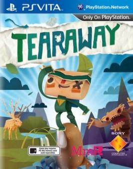 tearaway 267x340 تریلر لانچ Tearaway Unfolded