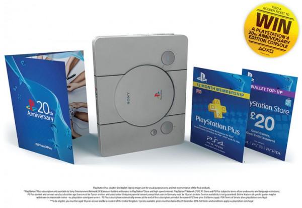 20th Anniversary PlayStation Steelbook 720x496 600x413 NewsWeek | دنیای گیم در یک هفته – مهمترین اخبار هفته ی سوم مهر