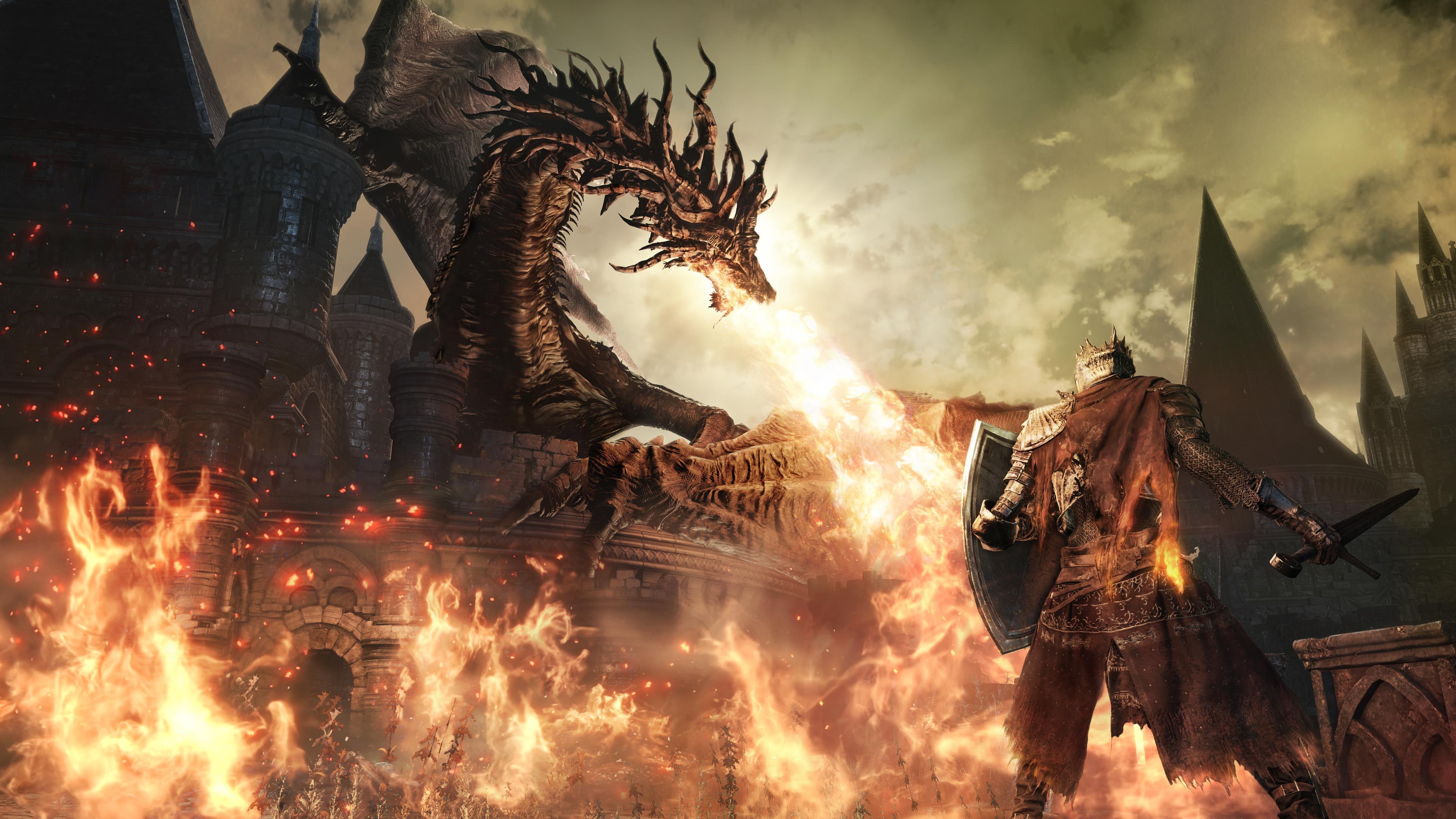 کاراکترهای Dark Souls 3