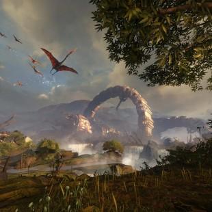 تریلر بازی Robinson برای VR کنسول PS4