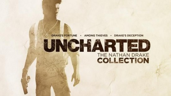 uncharted collection1 550x309 NewsWeek | دنیای گیم در یک هفته   مهمترین اخبار هفته ی اول مهر