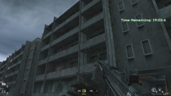 apartment 550x309 نگاهی بر یکی از مراحل خاطره انگیز سری Call of Duty