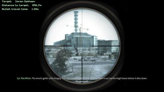 power plant 2 550x309 نگاهی بر یکی از مراحل خاطره انگیز سری Call of Duty