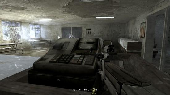 school cash register 550x309 نگاهی بر یکی از مراحل خاطره انگیز سری Call of Duty