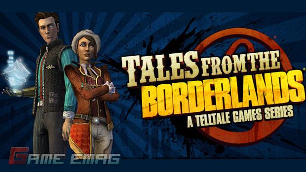 tales from the borderlands logo screen بهترین سورپرایز های سال 2015