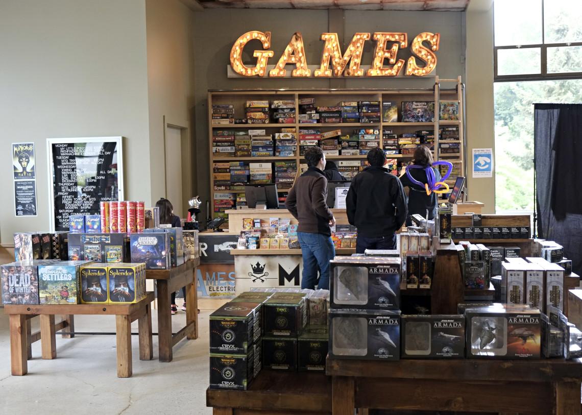 ورود بازیهای رومیزی در صنعت سرگرمی1