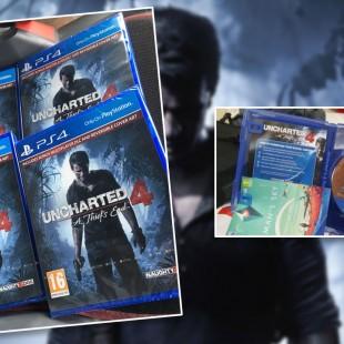 برخی از گیمر ها، دو هفته زودتر به Uncharted 4 دسترسی پیدا کرده اند!
