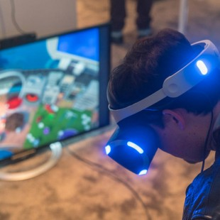 آیا سونی در حال ساخت یک بازی وسترن برای PS VR است؟