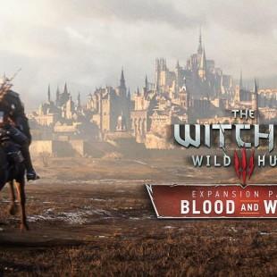 Witcher 3 Blood and Wine حدود 10 تا 15 گیگ حجم خواهد داشت