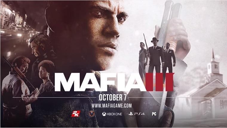 تریلر داستانی بازی MAFIA 3