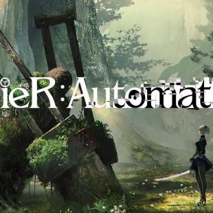 تریلر بازی Nier:Automata