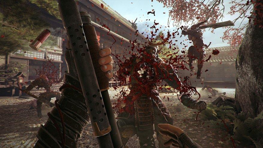 گیم پلی بازی Shadow Warrior 2