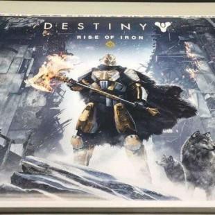 پوستر لو رفته نشان از بسته توسعه دهنده بعدی Destiny می دهد
