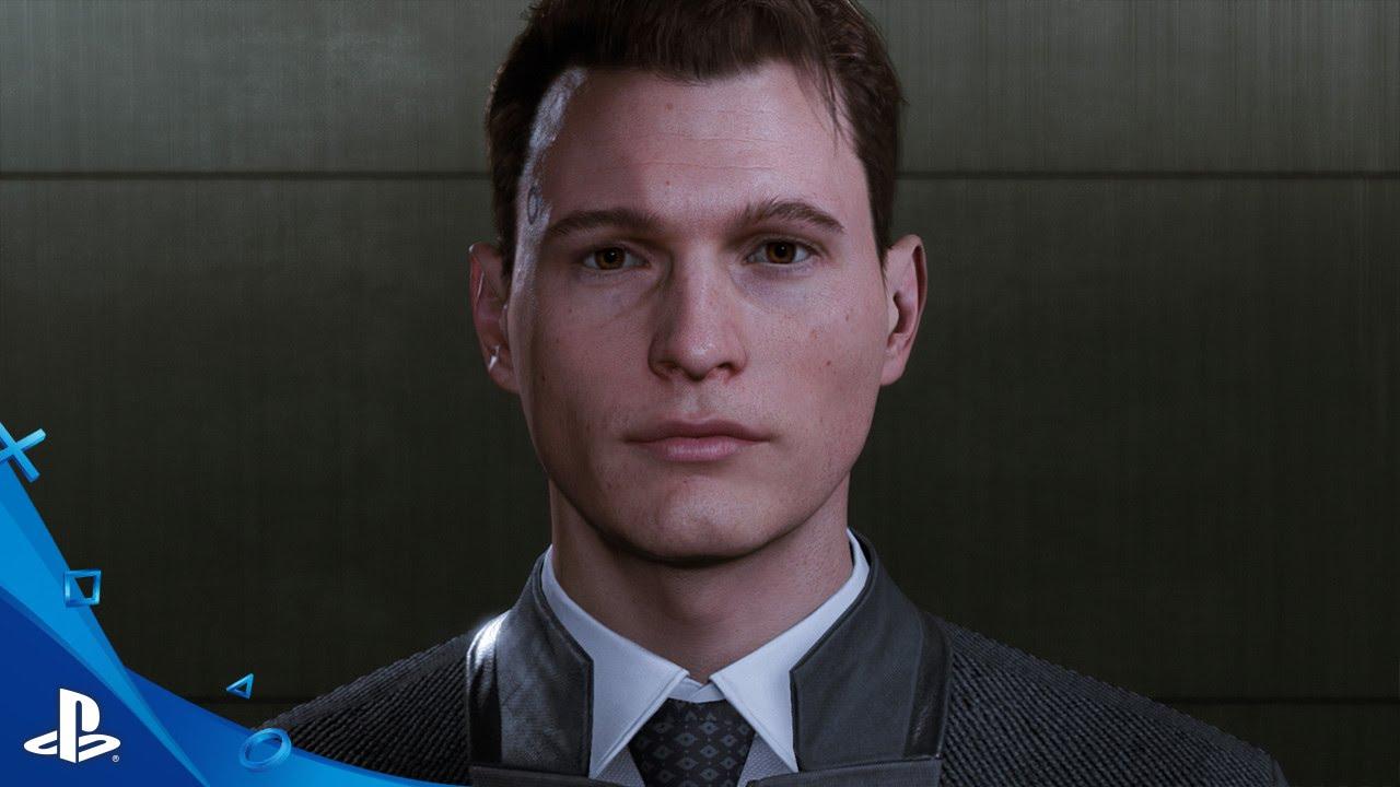 E3 2016 - تریلر بازی Detroit Become Human