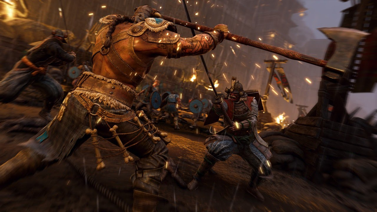 E3 2016 - شانزده دقیقه ی گیم پلی بازی For Honor