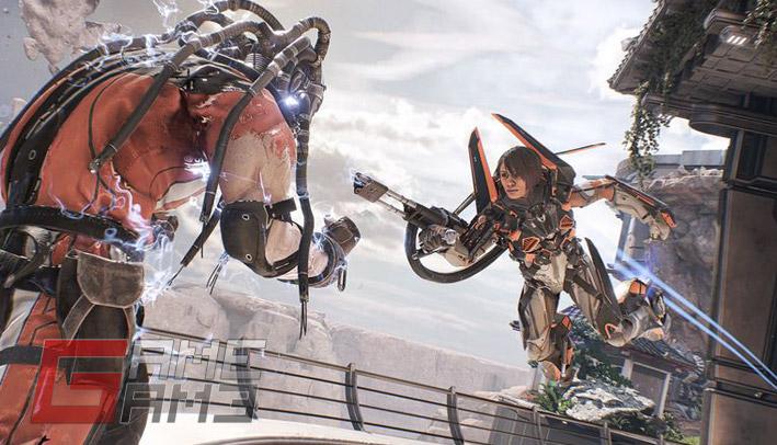 LawBreakers GDC MaverickCronos.0 مورد انتظار ترین های E3 2016