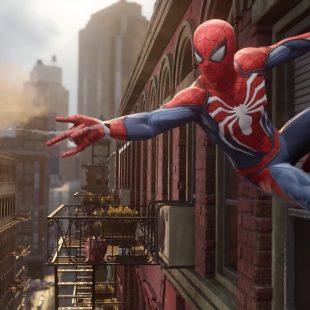 تیزر Spider-Man در کنفرانس سونی in-Engine بوده و بر روی PS4 اجرا شده است