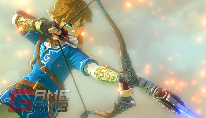 Zelda wii u link 720.0 مورد انتظار ترین های E3 2016