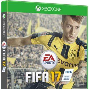 رویس بر روی کاور FIFA 17