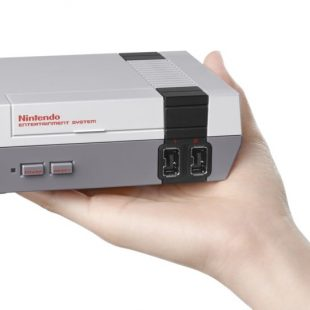 کنسول Mini NES هم اکنون آماده ی پیش خرید است