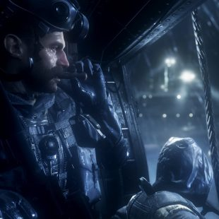 هفت دقیقه از گیم پلی Call of Duty: Modern Warfare Remastered