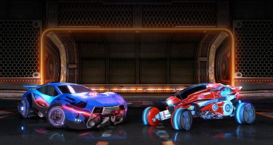 ماشین های انحصاری نسخه Collector's Edition بازیRocket League