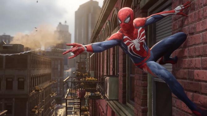 متحیر شدن رییس SqaureEnix از کیفیت Spider-man