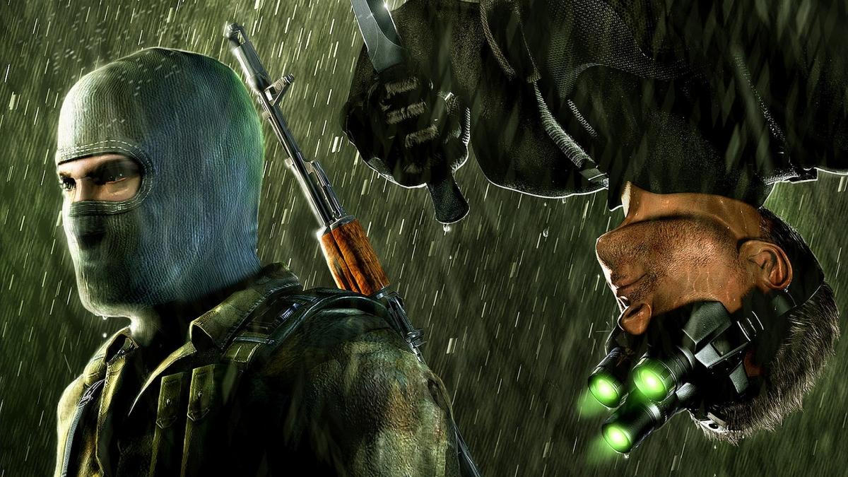 نسخه ی اصلی Splinter Cell را رایگان بازی کنید