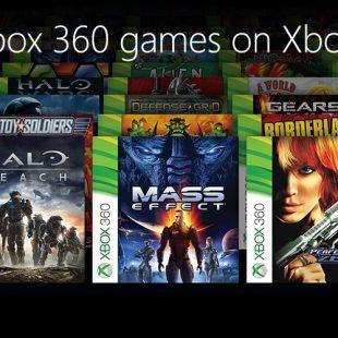 لیست بازی های دارای قابلیت Backwards Compatibility