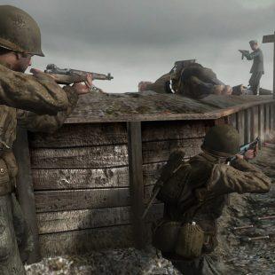 عنوان Call of Duty 2 بر روی Xbox One به لطف سرویس مایکروسافت