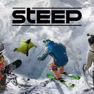تاریخ عرضه عنوان Steep مشخص شد