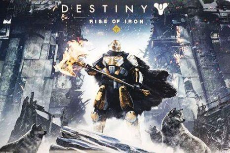 بازی Destiny's Rise of Iron