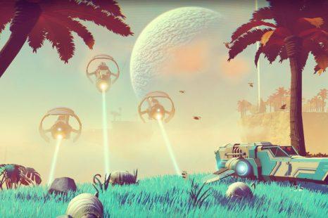 اظهارات مدیر PlayStation در مورد بازی No Man's Sky