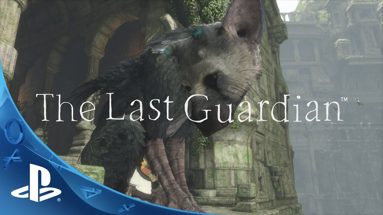 بازی The Last Guardian