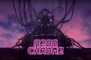 Neon Chrome برای iOS