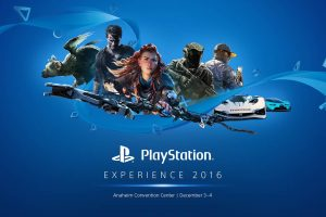 Playstation Experience 2016