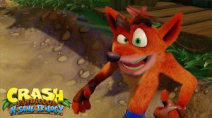 Crash Bandicoot Insane Triology