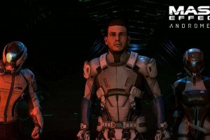 صداگذاران Mass Effect: Andromeda