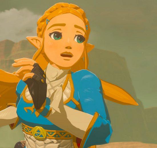 گیمپلی Zelda Breath of the Wild